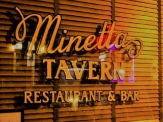 Minetta Tavern and the best burger in New York City