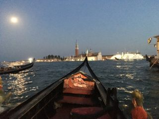 Past the beaten path in Venice, Italy