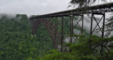 Why you should make a stop at New River Gorge Bridge, West Virginia