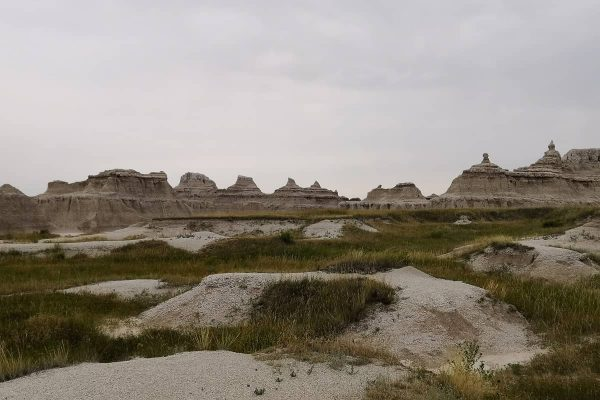 Visiting Badlands National Park in South Dakota, SD