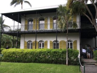 Come and see how Ernest Hemingway lived in Key West, Florida