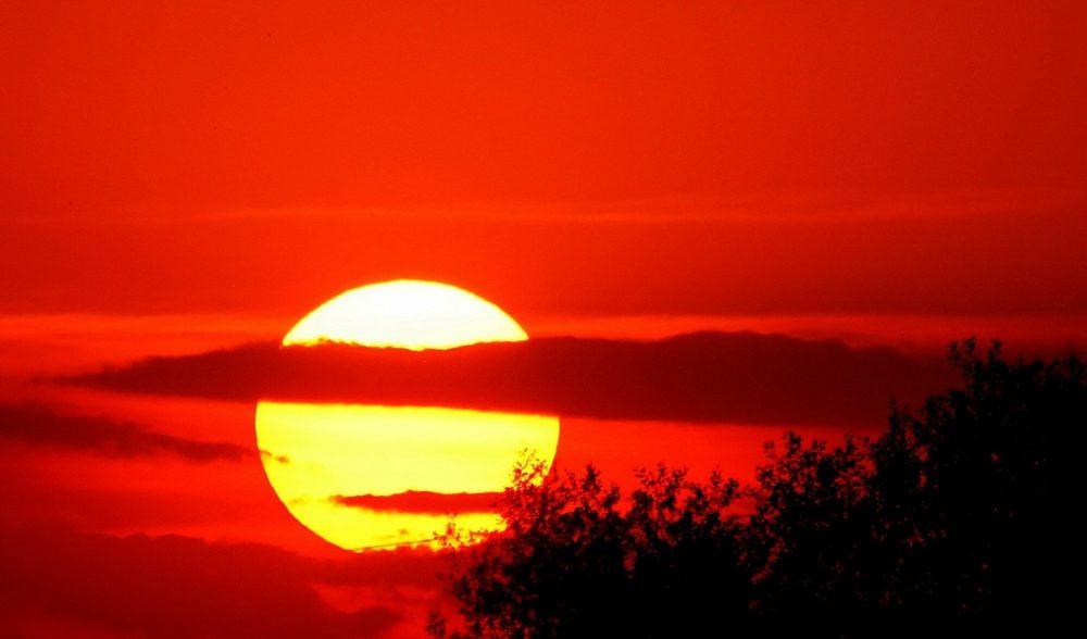 Blowing Rock sunset