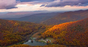 The 7 best stops of the Blue Ridge Parkway