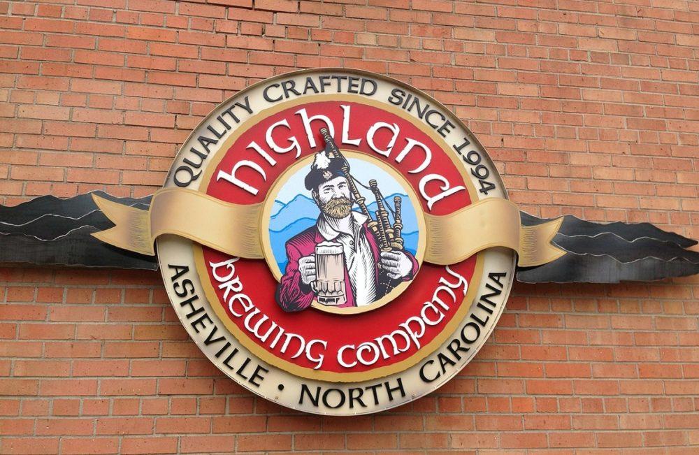 Local brewery in North Carolina