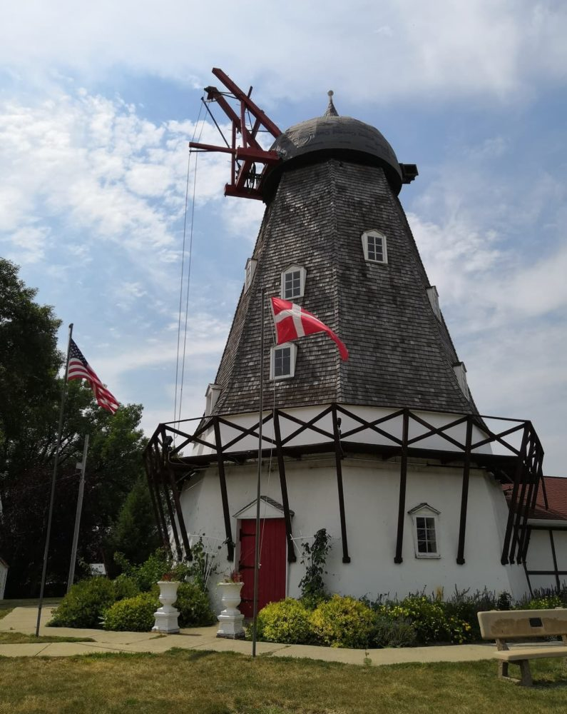 Windmill in Elk Horn