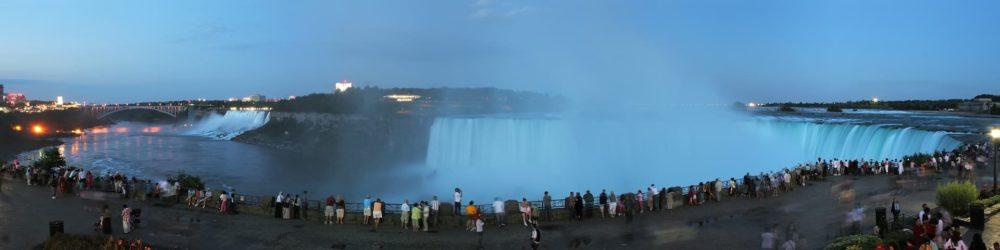 Niagara Falls overlook