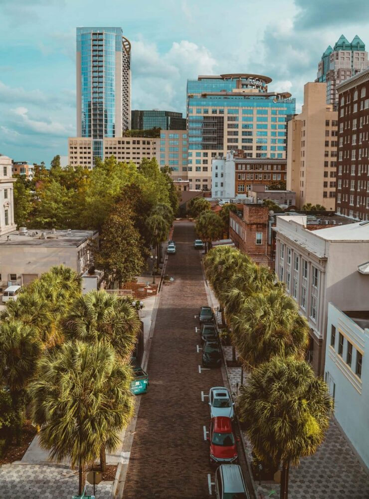 Downtown Orlando is a fun place to visit
