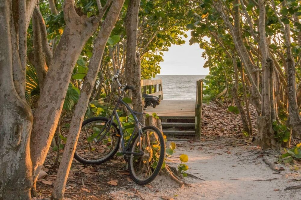 Sanibel Island bike