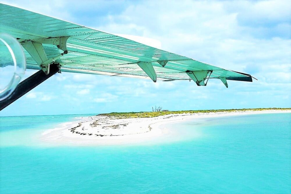 Flight to Dry Tortugas National Park