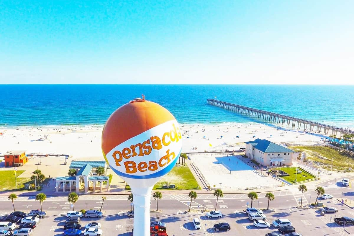 Where to stay in Pensacola, Florida