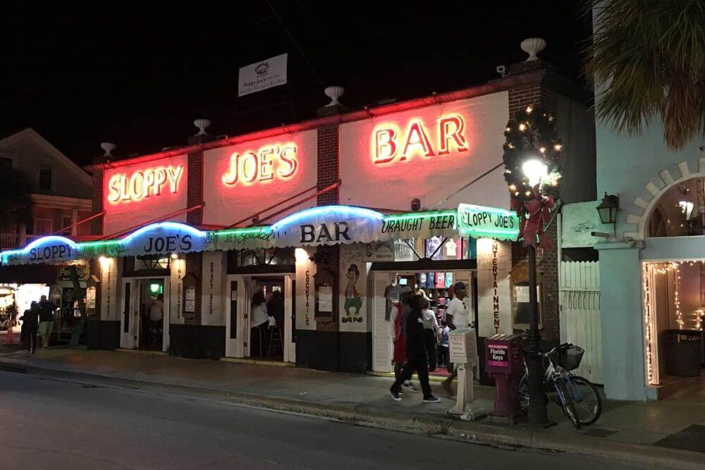 Sloppy Joe's in Key West
