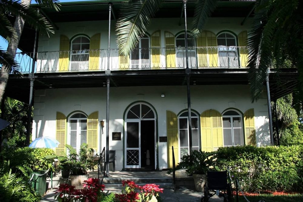 Ernest Hemingway House as one of the best things to do in Key West