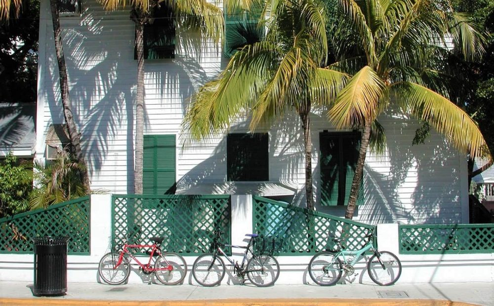 Exploring the best things to do in Key West by bike