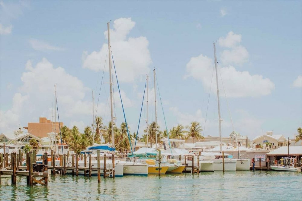 Key West Historic Seaport as one of the best things to do