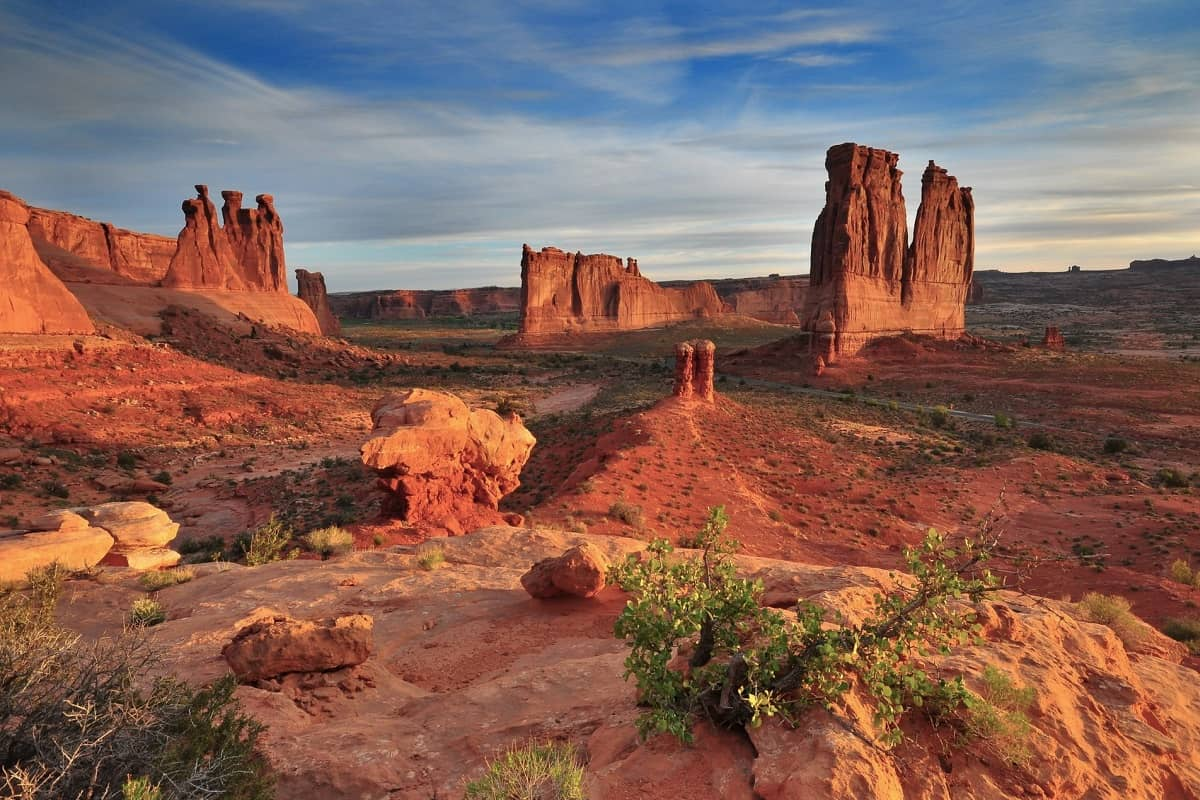 Utah's mighty 5 national parks road trip