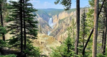 Denver to Yellowstone National Park road trip