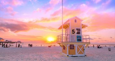 Where to stay in Clearwater Beach, Florida
