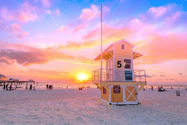 Where to stay in Clearwater Beach, FL