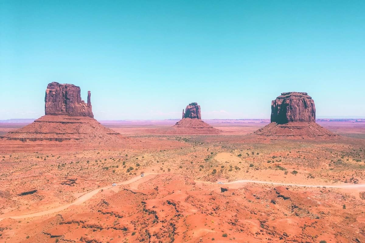 Where to stay in Monument Valley, AZ/UT