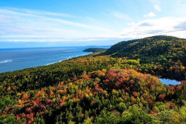 Where to stay in Acadia National Park, ME